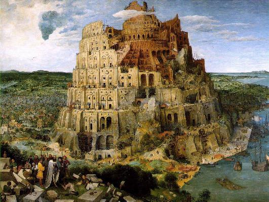 Tower of Babel. Click for more information